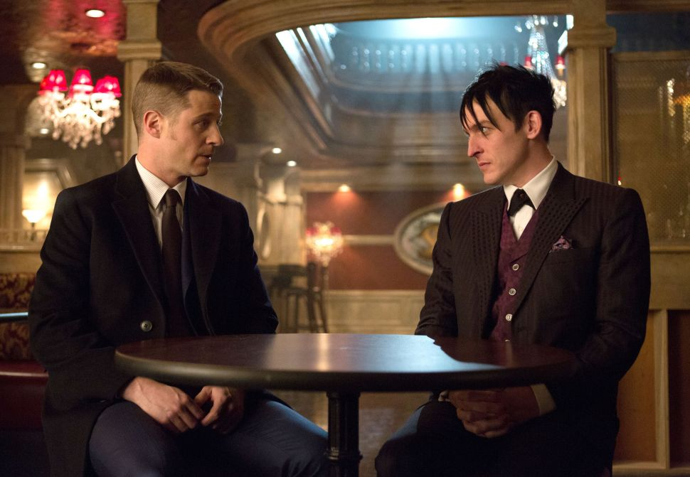 'Gotham' Reference Guide 1×13: Welcome Back, Jim Gordon