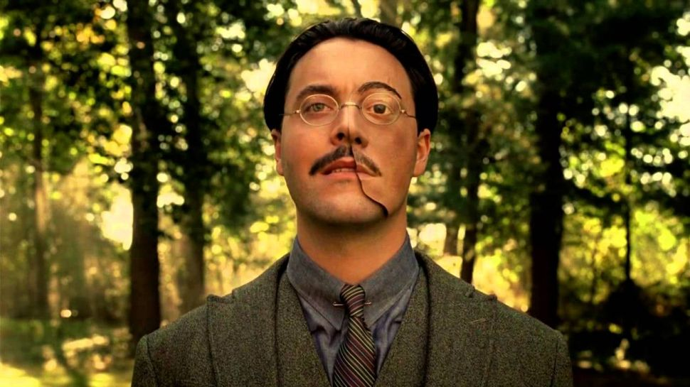 Would You Pay $1300 for Half of Richard Harrow's Face?
