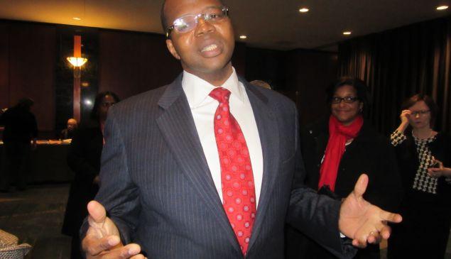 Brooklyn District Attorney Kenneth Thompson
