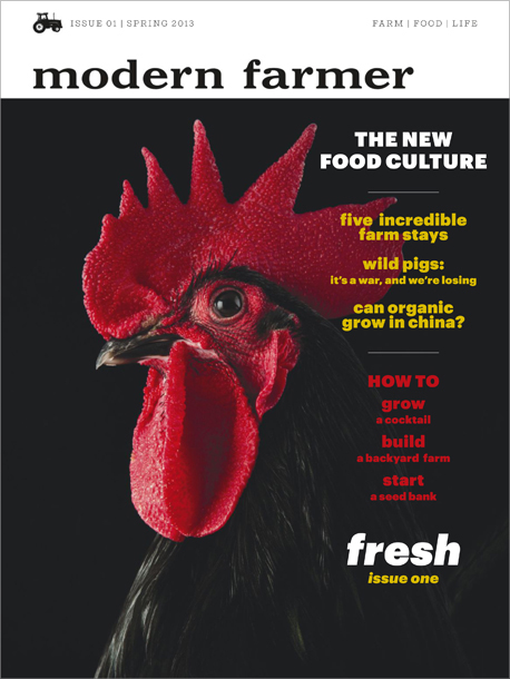 R.I.P Modern Farmer: Media's Favorite Farming Mag Folds
