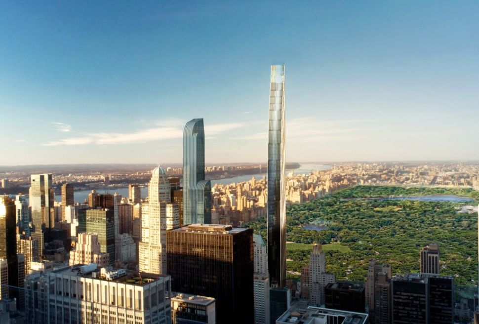 On the Market: Skyscrapers Full of Empty (or At Least Investment) Apartments