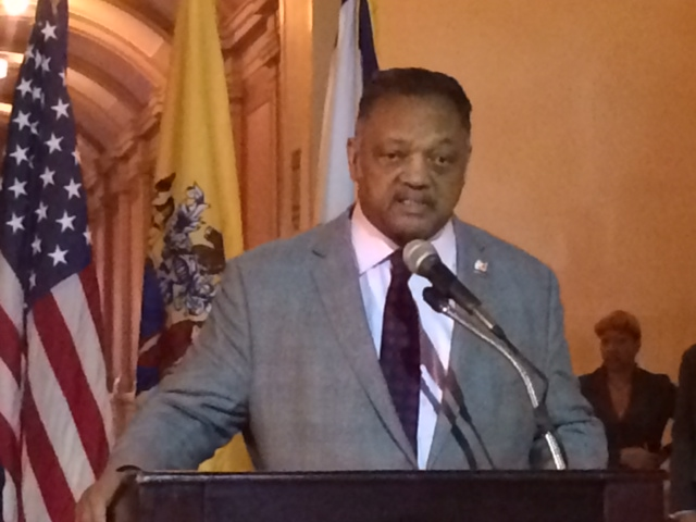"""Jesse Jackson on Christie 2016: """"Economic justice should be front and center"""""""