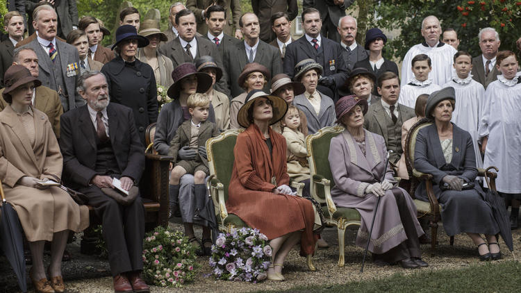 'Downton Abbey' Series 5 Preview: Full Steam Ahead!