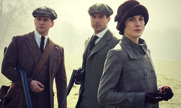 'Downton Abbey' Season 5 Premiere Recap: The Not-So-Simple Life