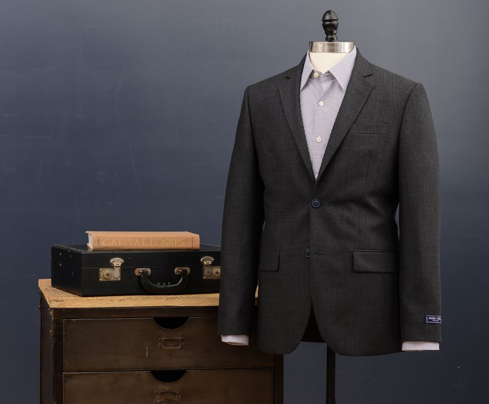 Thanks to These Menswear Startups, You'll Never Wear a Suit Off the Rack Again