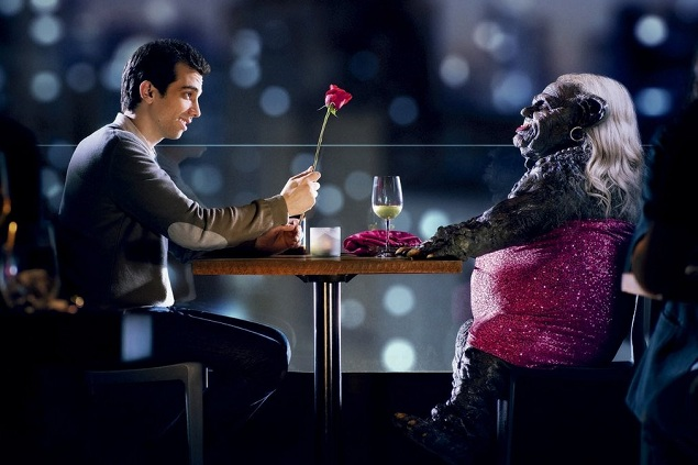 'Man Seeking Woman' Uses Hitler and Penis Monsters to Brilliantly Portray Love