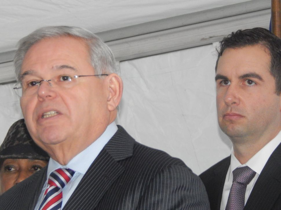 Fulop: Menendez entitled to presumption of innocence