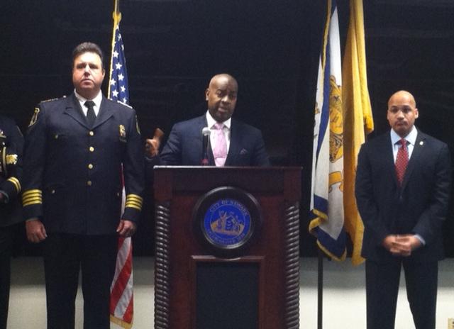 Newark Mayor Baraka, police department announce creation of civilian complaint review board