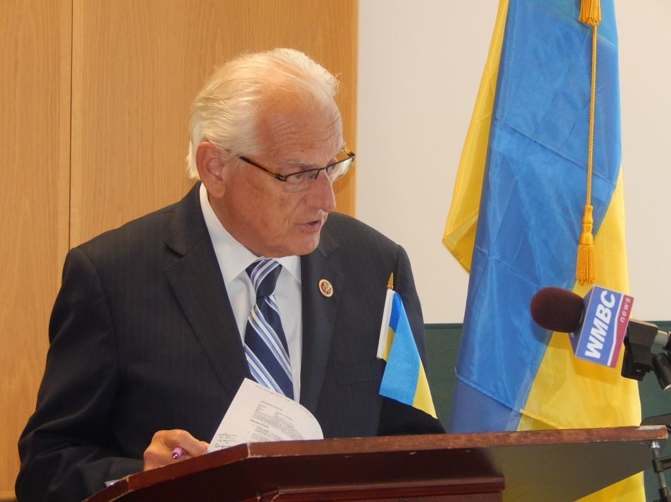Pascrell to chair Congressional Fire Services Caucus