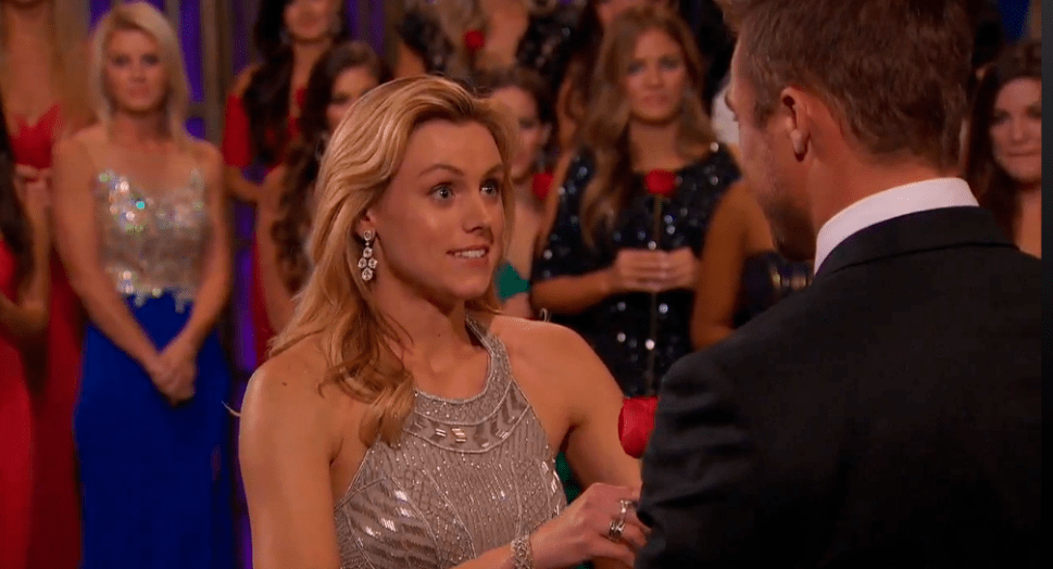'The Bachelor' Morning-After Rose Ceremony, Week 1