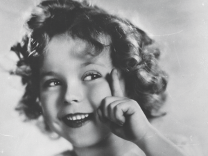Shirley Temple. (<em>Photo via Getty Images</em>)