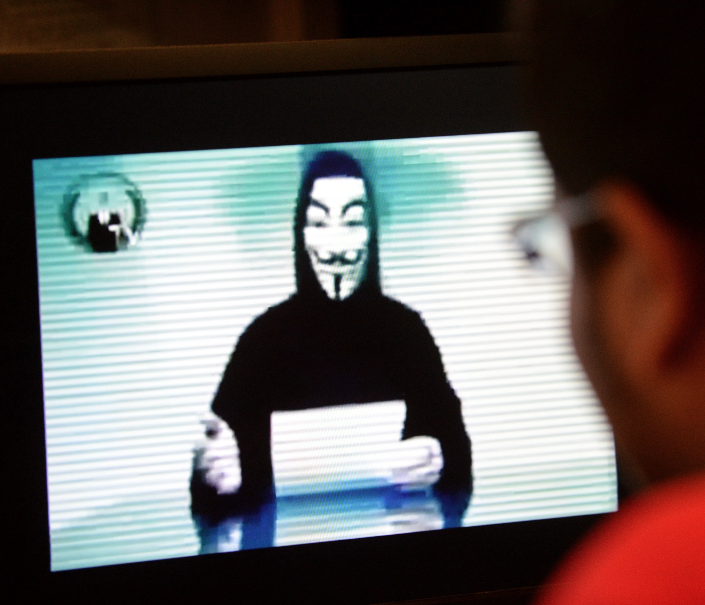 Anonymous Plots Vengeance On Terrorists After Charlie Hebdo Massacre