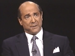 Lewis M. Eisenberg has been named finance chairman of the RNC (screencap YouTube)