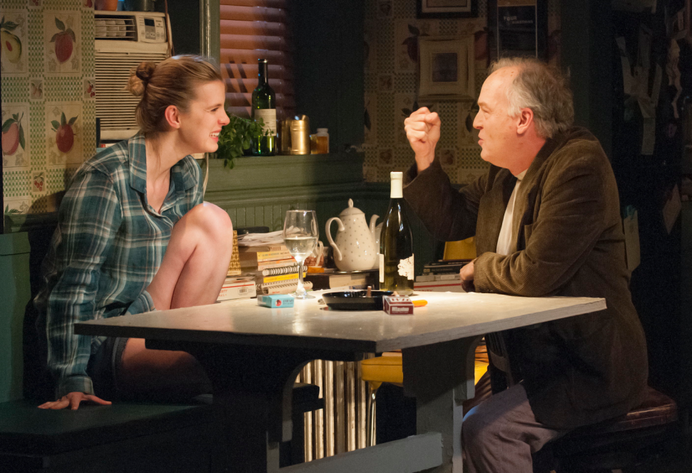 Reed Birney and Betty Gilpin Tear It Up in 'I'm Gonna Pray For You So Hard'