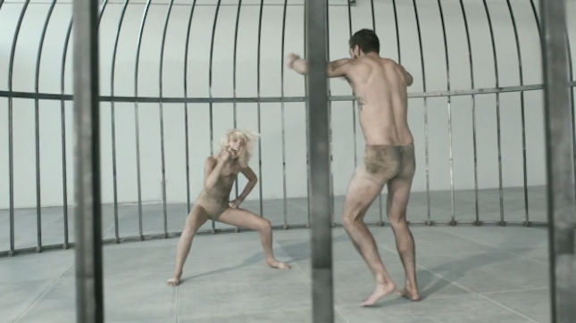'Dance Mom' Alum Maddie Ziegler in Sia's 'Elastic Heart' With Shia LeBeouf (Video)