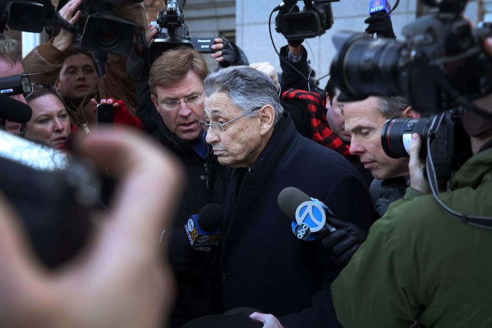 Released on Bail, Sheldon Silver Says He 'Will Be Vindicated'