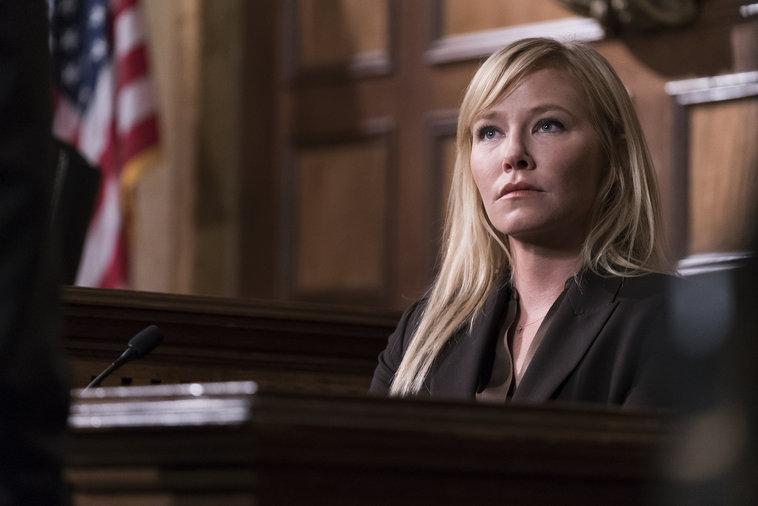 'Law & Order: SVU' Recap 16×10: Forgiving Rollins