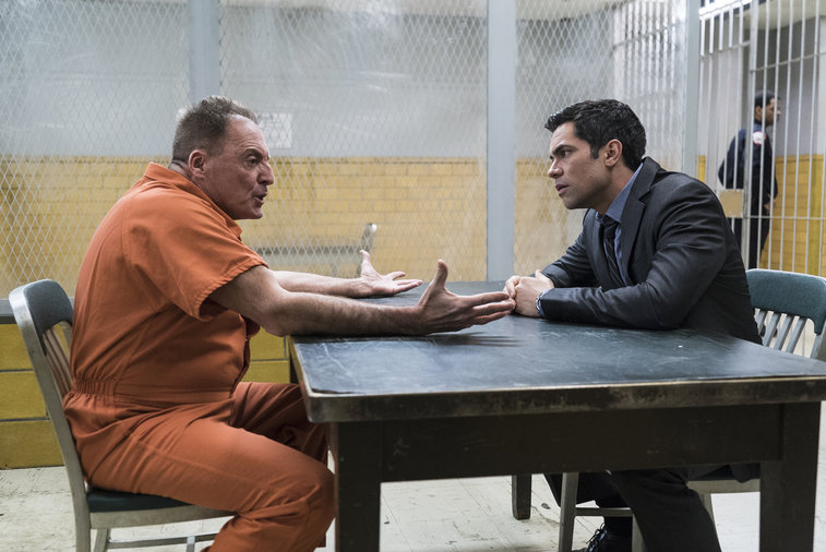 'Law & Order: SVU' Recap 16×12: Amaro Deals with Daddy Dearest