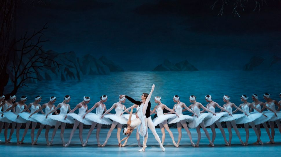 Russia's Mariinsky Ballet Was Once the Kirov–and Was Once Great