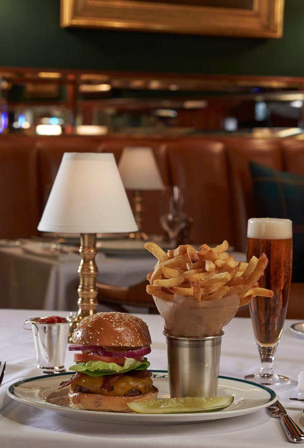 Ralph Lauren's Latest Revenue Stream, The Polo Bar