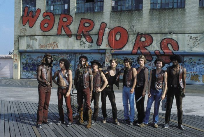 New York's Police Troubles Seen Through the Lens of 'The Warriors'