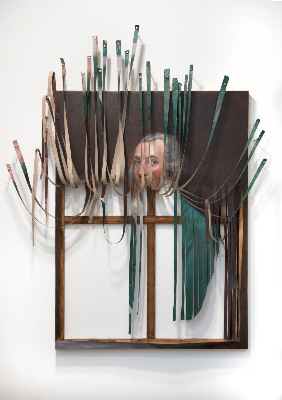 Titus Kaphar Talks Criminal Justice, His TIME Painting, and First Show at Jack Shainman