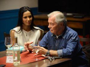 Padma Lakshmi and Jacques Pépin. (Bravo/BravoTV.com)