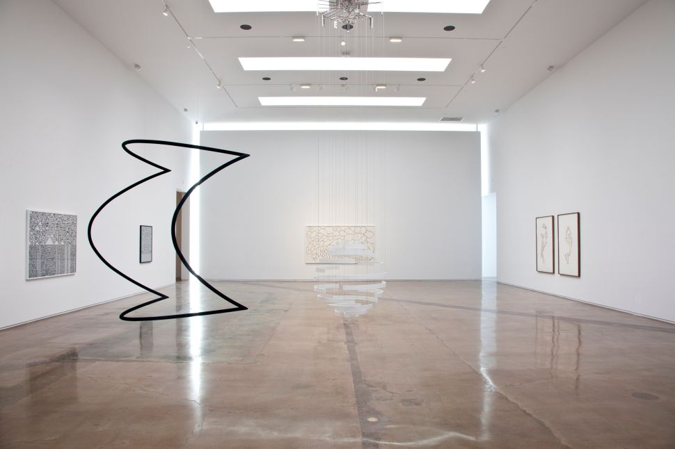 Artist Collective Troika Flips Gravity at L.A.'s Kohn Gallery