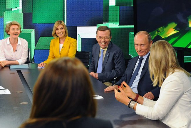 How Kremlin TV Covers America and Why It Matters