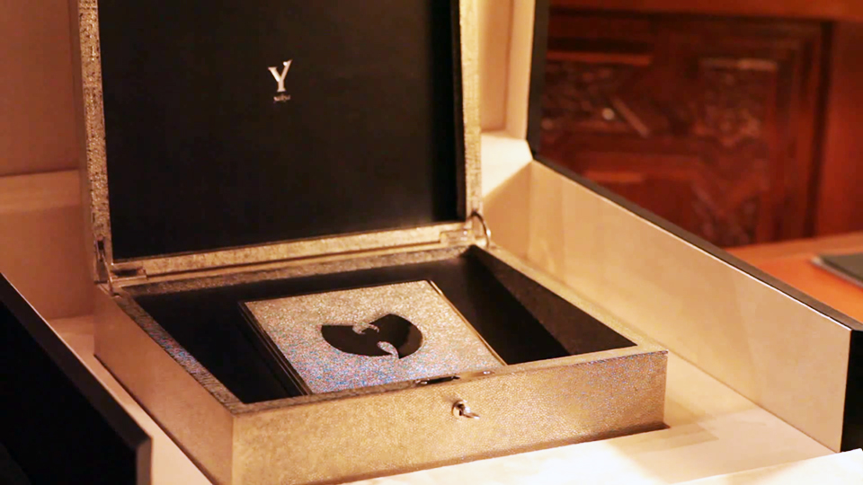 Paddle8 To Sell the Only Copy of the New Wu-Tang Clan Album, Probably for Millions
