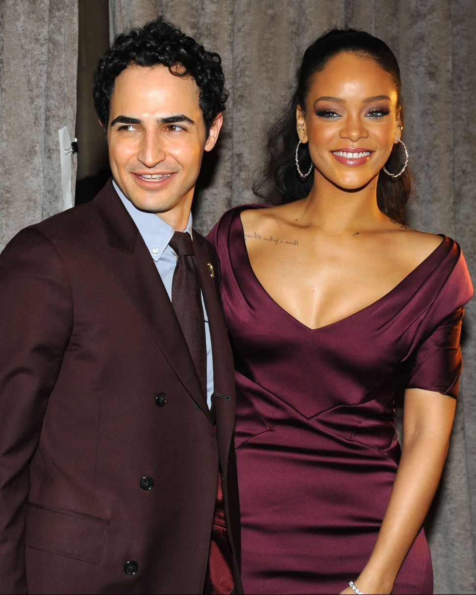 Zac Posen, Rihanna, Blake Lively and Other PYTs Liven Up the NYFW Party Circuit