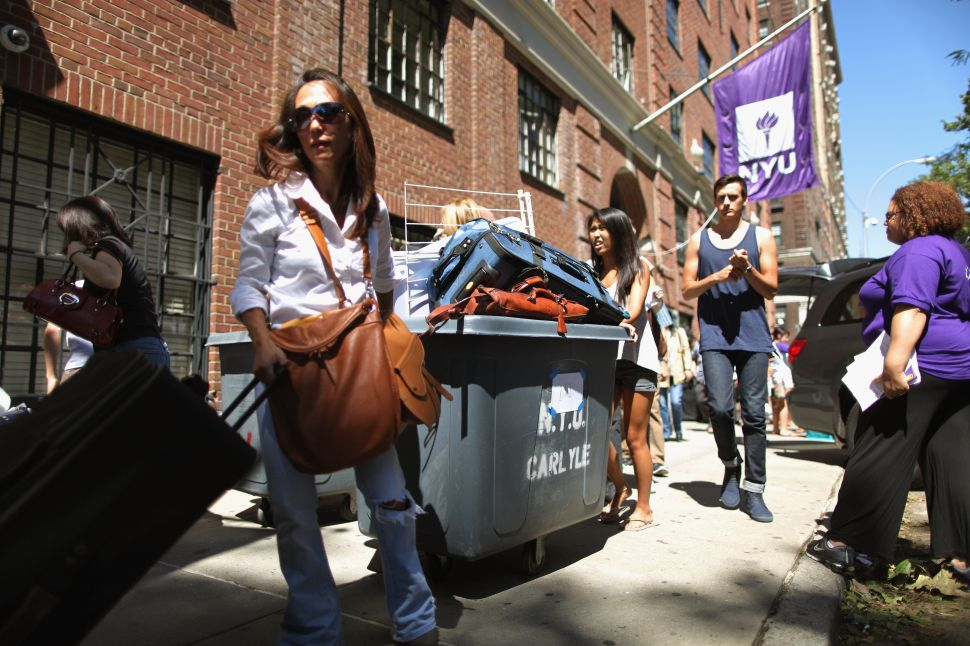 At NYU, Many Are Either Hostile to Israel or Too Timid to Defend It—Even Hillel