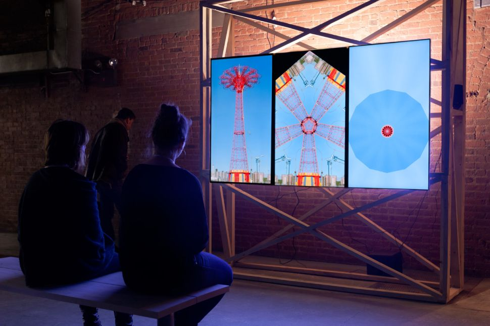 Moving Image New York: The Chilled-Out Art Fair You Didn't Know You Needed