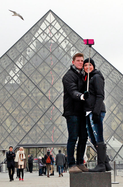 Art World Abstracts: Museums Ban Selfie Sticks Amid Much Controversy, and More!