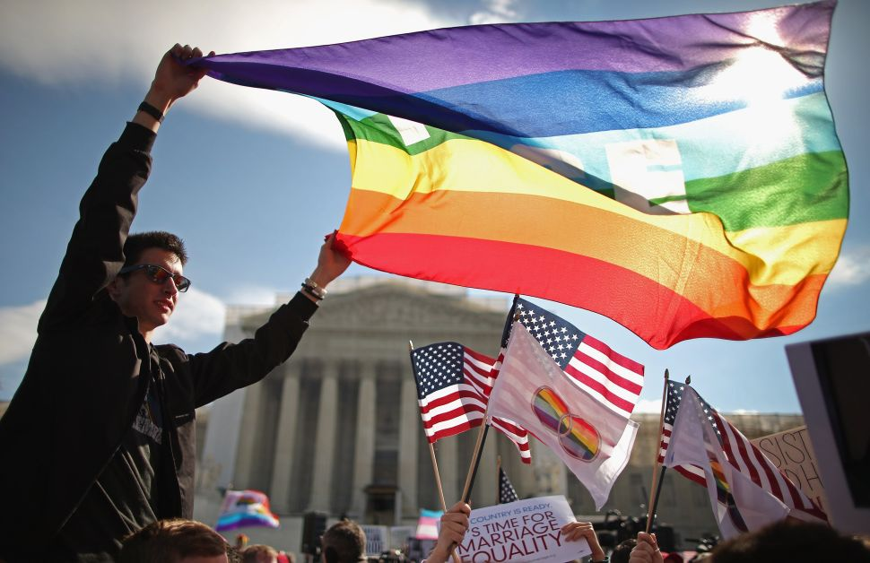 Why Republicans Are Smart to Embrace Same-Sex Marriage