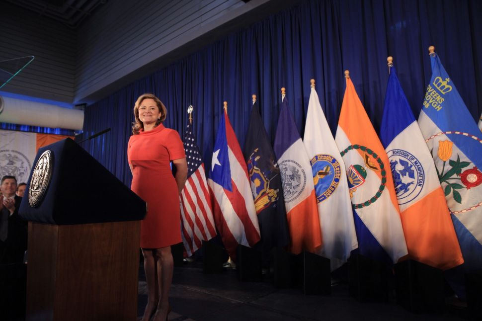 Mark-Viverito Proposes Bail Fund and Curbing Arrests for 'Minor Crimes'