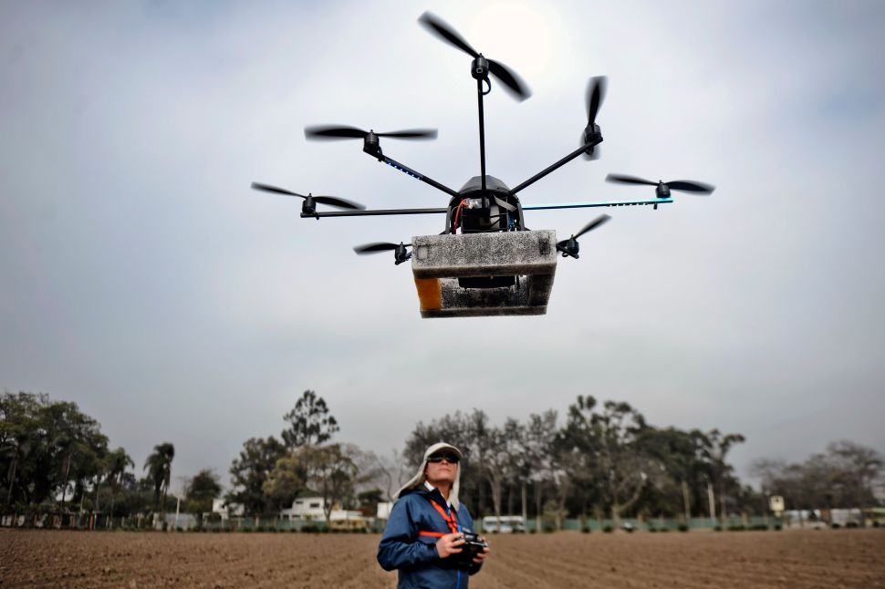 Proposed Drone Laws Rule Out Most Actual Commercial Uses for Drones