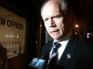 Staten Island District Attorney Daniel Donovan.