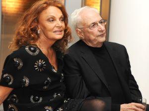 Diane von Furstenberg, Frank Gehry