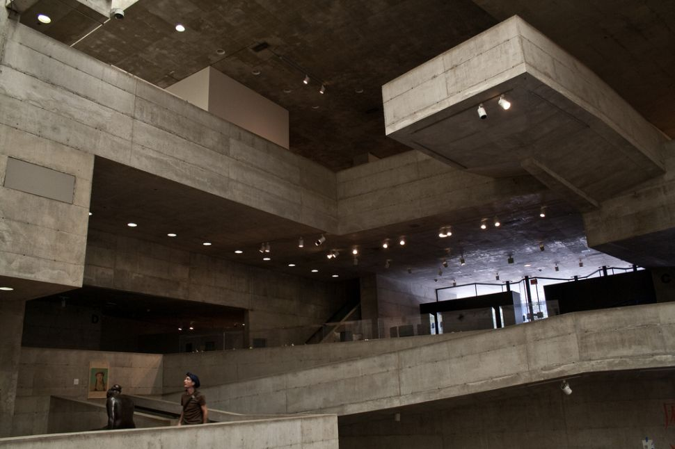 What Will Become of the Berkeley Art Museum's Iconic Brutalist Building?