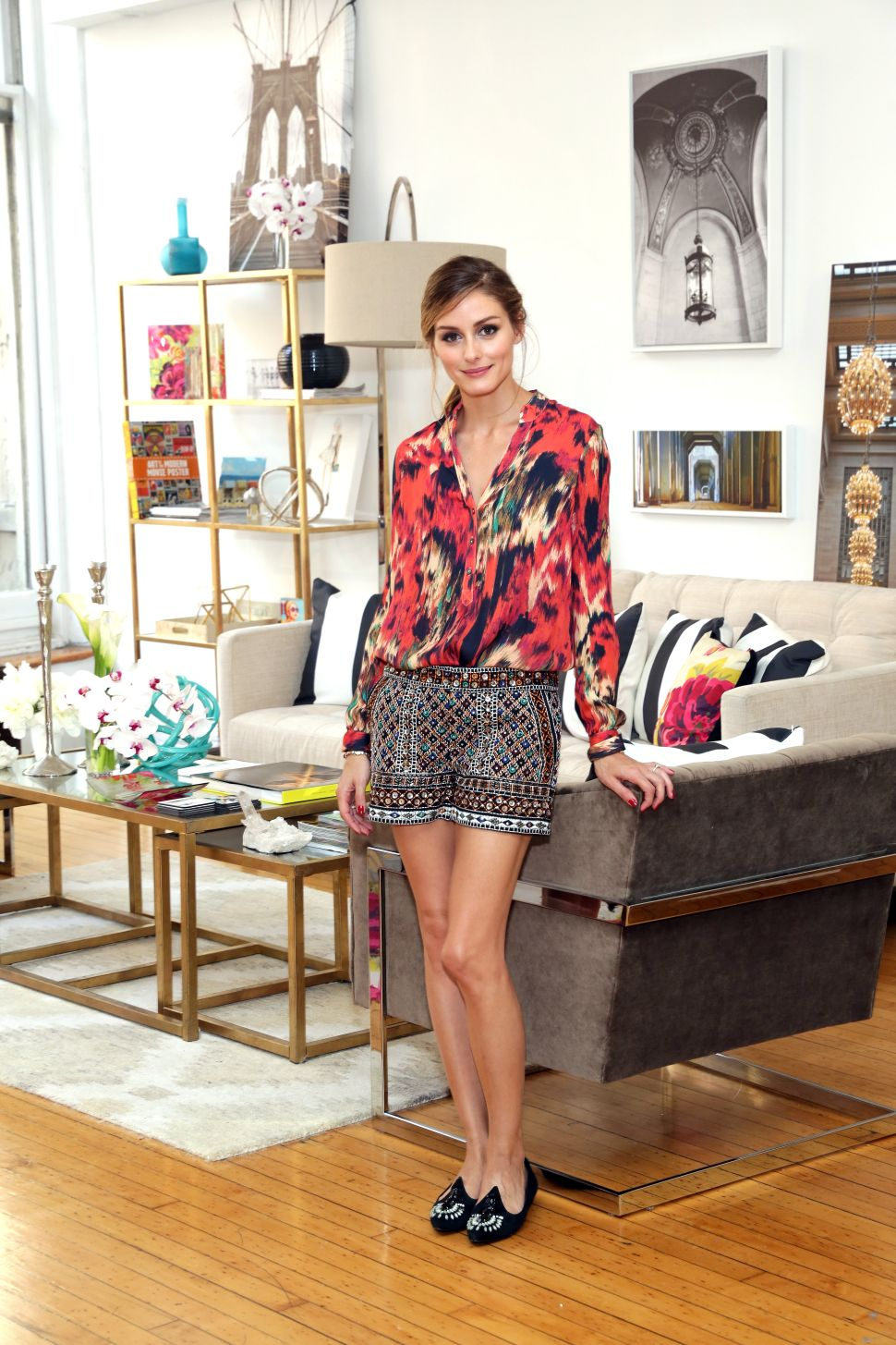 Olivia Palermo On Building a Brand
