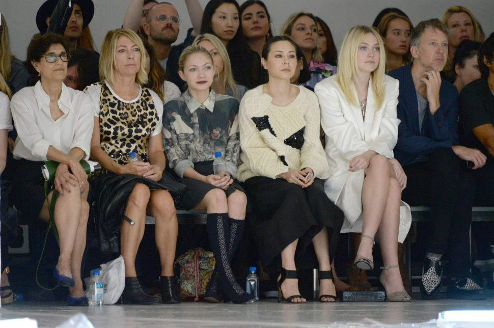 Designer Tribes: Which Ultra Chic Entourage Truly Rules Fashion Week?