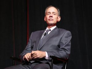 The death of David Carr started off the year on a sad note. (Photo: Paul Zimmerman/Getty)