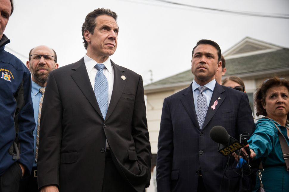 Lawsuit Begins Against Cuomo to Force Election for Grimm Seat