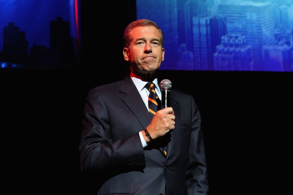 Brian Williams Heads Back to MSNBC, Keeps Apologizing