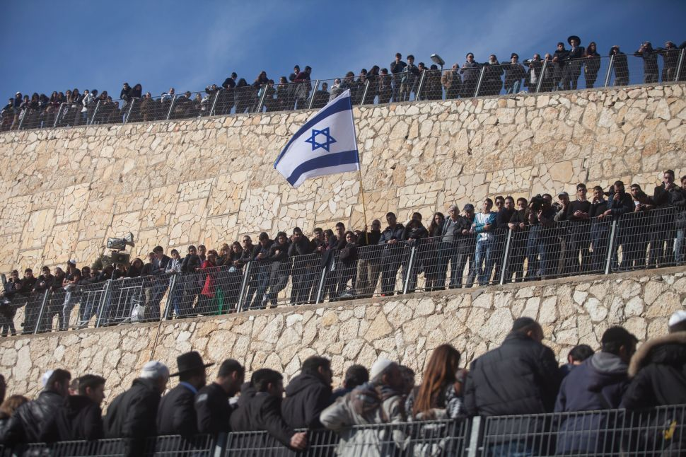 Jews Must Not be Pushed Out of Europe