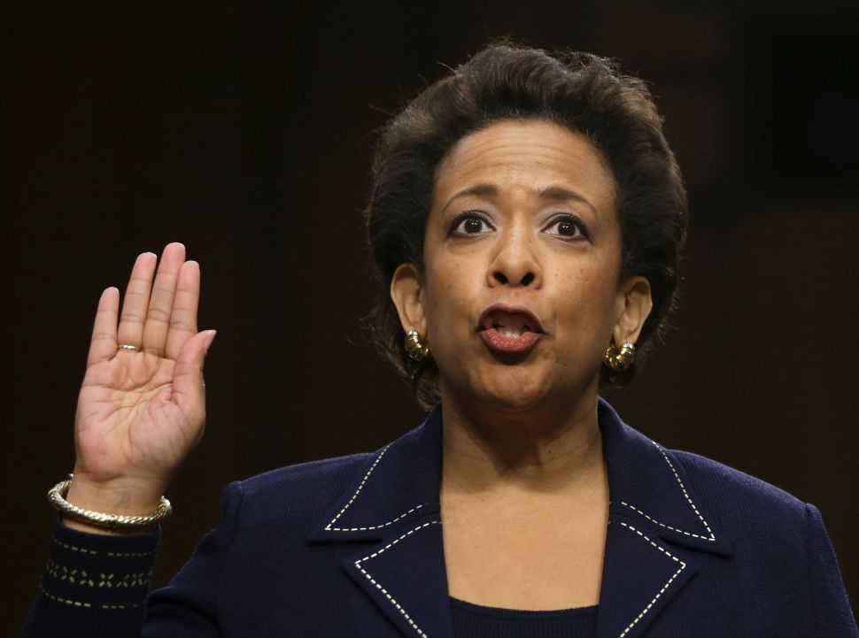 New York Officials Laud Confirmation of Loretta Lynch as Attorney General