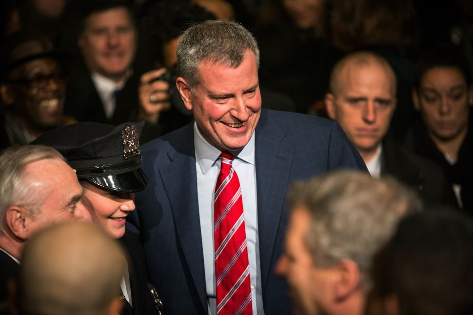 De Blasio Announces Plan for Fast Ferries With a More Manageable Price Tag