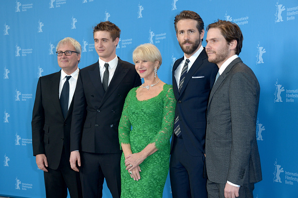 Art World Abstracts: Helen Mirren to Star in Nazi Loot Flick, and More!