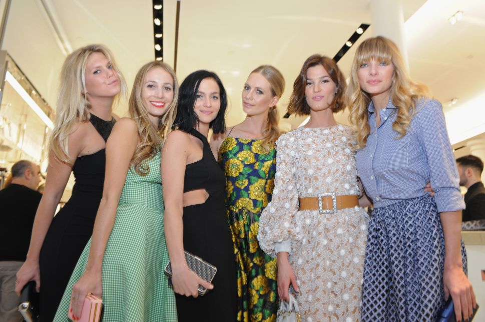 Michael Kors' Favorite Muses Dish on His New Line